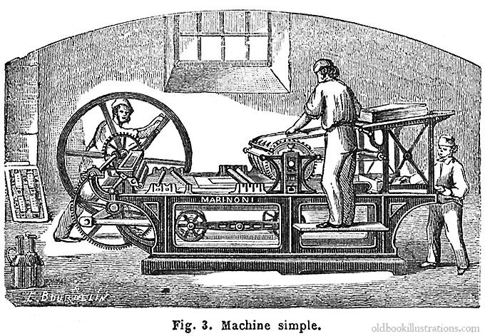 printing press essays Free essay: everyday people read newspapers and books, but where did printing begin the movable type printing press by johannes gutenberg made this all.