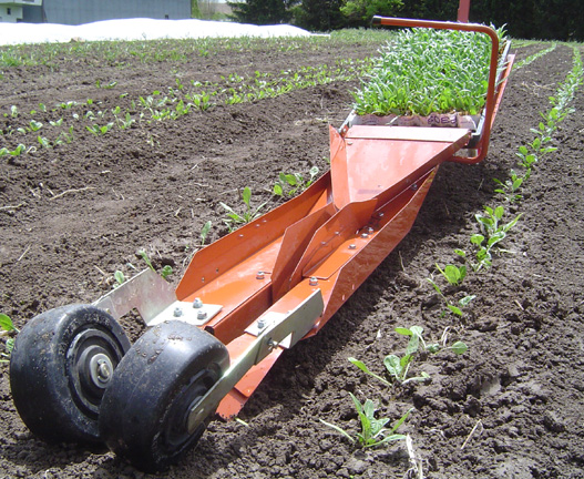 thesis on rice transplanter