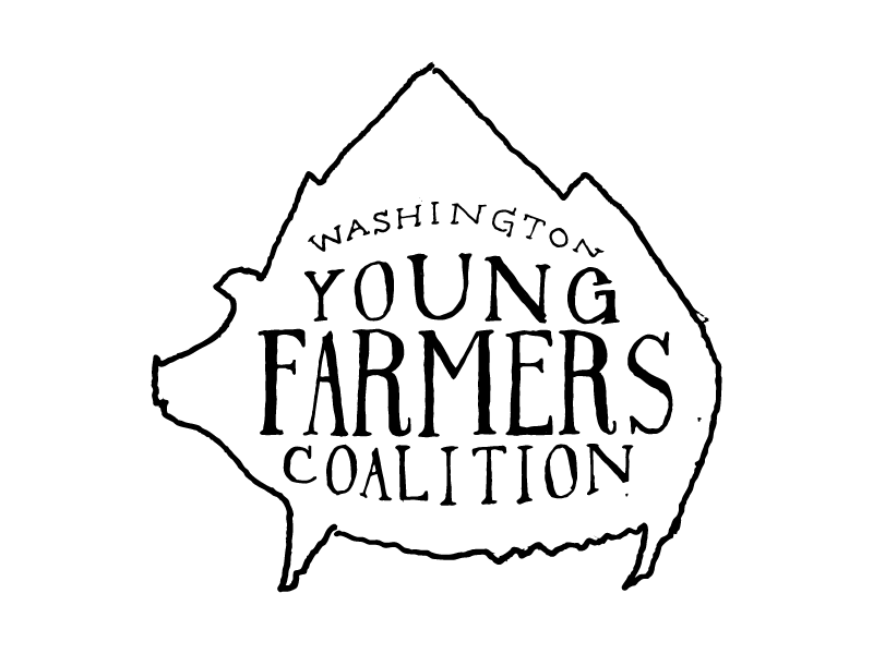 Young Farmer Logo The Washington Young Farmers