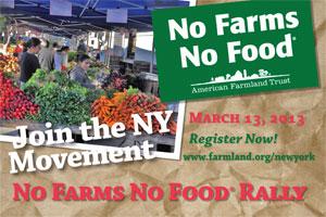 no farms