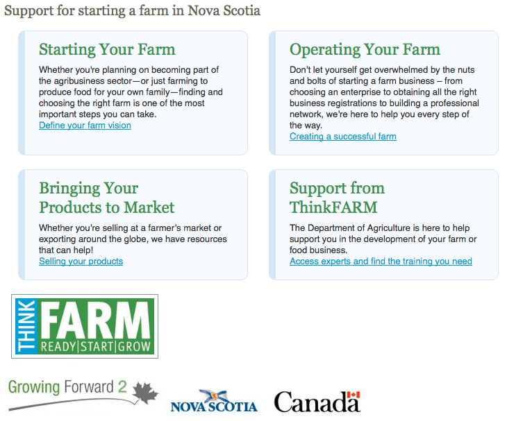 Nova scotia archives greenhorns leave a comment on wanting to start a farm in nova scotia solutioingenieria Images