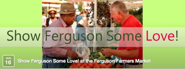 show ferguson some love
