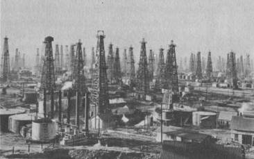 oil field greenhorns