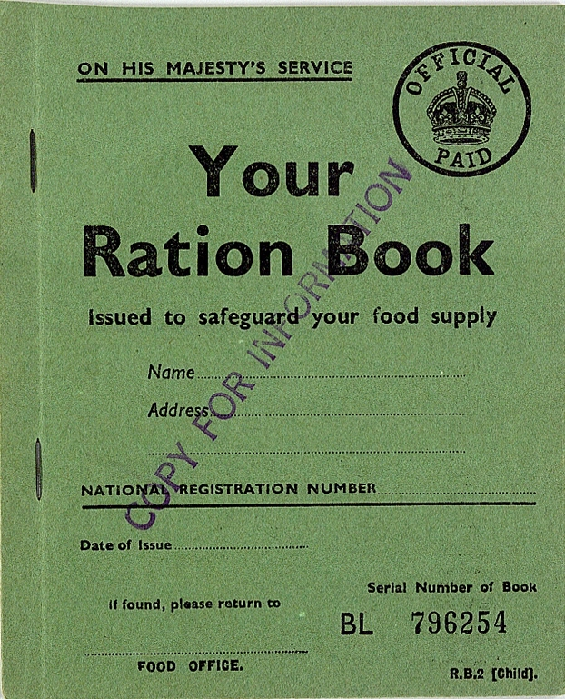 Sample_UK_Childs_Ration_Book_WW2